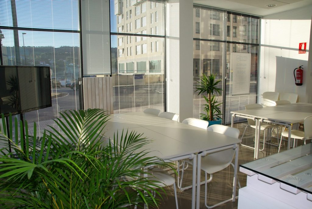 new business work spaces
