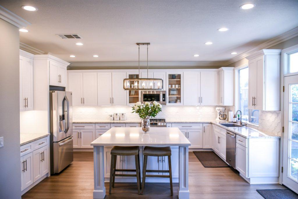 kitchen design trends 2020