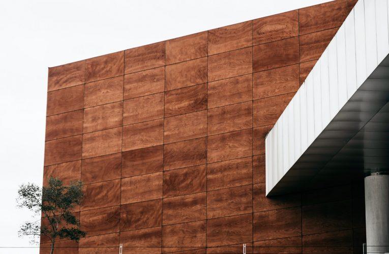 Why use timber-look aluminium cladding?